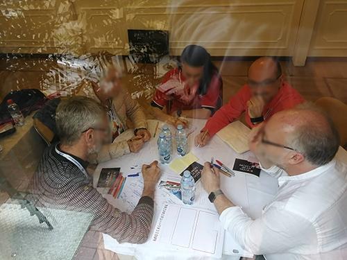 Atelier de Créativité, Remi Sabouraud, pour CREACONFERENCE