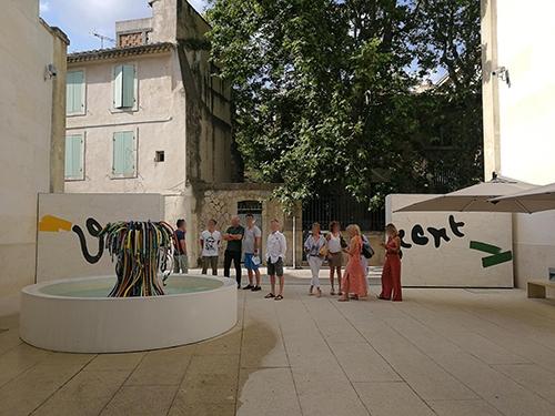 Remi Sabouraud, créativité et Origin'Arles